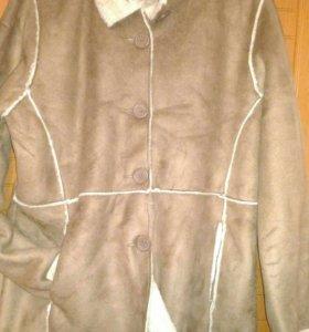 Пальто новое , осень - весна...