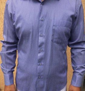 Итальянская мужская рубашка