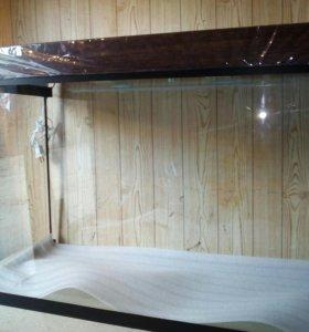 Новый аквариум 110 литров и другие в наличии