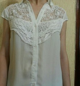 Блузка рубашка женская