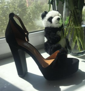 Туфли под чёрный бархат