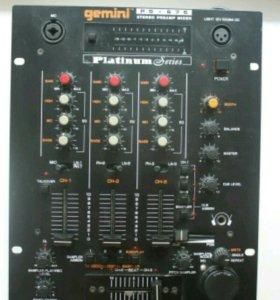 Продаю DJ-микшер Gemini PS-676