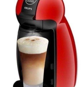 Кофемашина Dolce Gusto Nescafé
