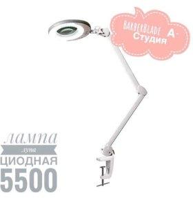 Лампа лупа диодная