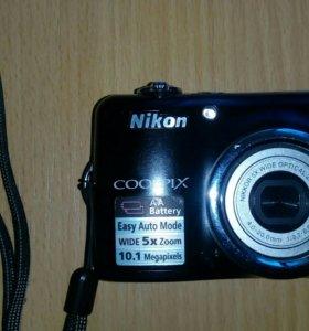 Продам Nikon coolpix L23