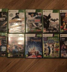 10 игр на XBOX 360