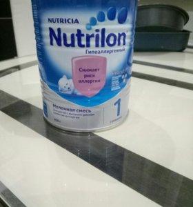 Детская смесь Нутрилон Гипоаллергенный 1