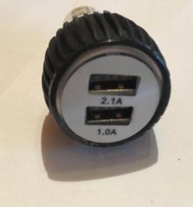 USB переходник в машину