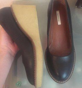 Новые туфли bimba&lola оригинал (кожа нат!!!)