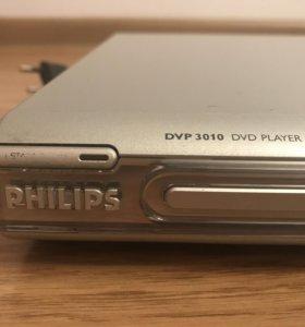 Видеомагнитофон philips