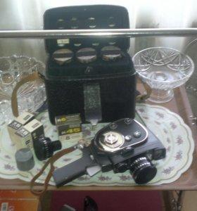 Кинокамера Кварц 2х8S-1М