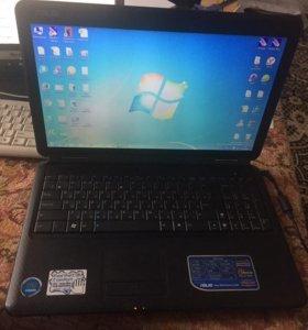 Ноутбук asus K50