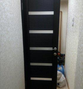 Новое полотно. Дверь.