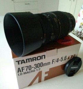 Фотообъектив для Canon и Nikon