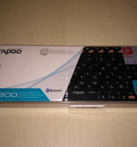 Беспроводная клавиатура Rapoo E6300