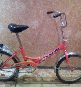 """Велосипед """" Скиф """""""