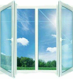Пластиковые окна заводское производства,балконы,