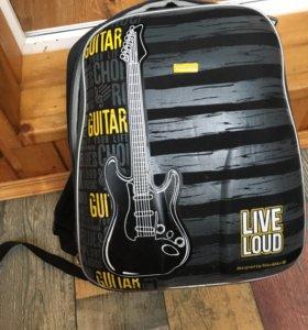 Школьный рюкзак 1-4 класс с эргономичной спинкой