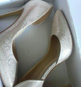Туфли новые!!!