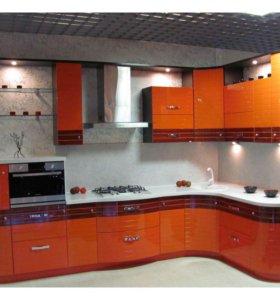 Фабричная мебель- кухни, шкафы - купе, и др. от пр