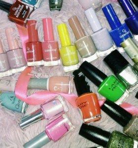 Набор лаков для ногтей