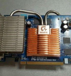 Видеокарта Gigabyte nx76t256d-rh