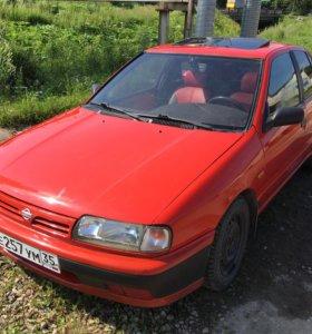 Nissan Primera p10 sr20 1992г