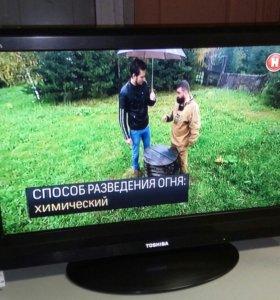 Жк телевизор toshiba