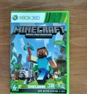 Игра Xbox360 Minecraft