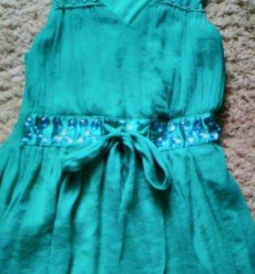 Платье на лет 10—13