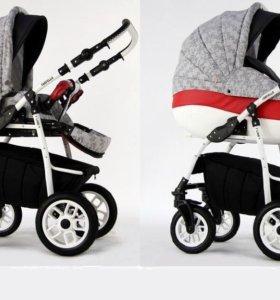 Детская модульная коляска FORTUNA F-line 2 в 1 (арт. FL2-1)