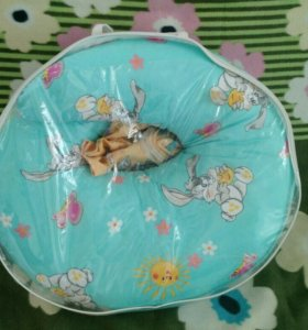 Подушка для кормления, 2 чехла