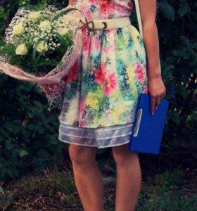 Платье с выпускного
