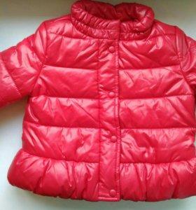 Новая курточка на 74 см