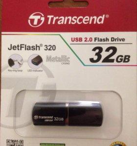 Transcend JetFlash 320 32Gb Новая