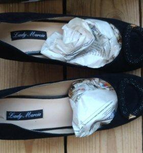 Туфли Lady Marcia,натуральная кожа