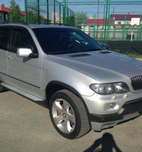 СРОЧНО!!! Продается BMW X5 E53 3.0d ресталинг