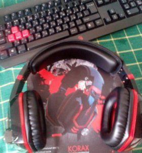 "Наушники - DEXP ""Korax Gaming Headphone"""