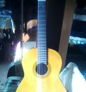 Новая классическая гитара yamaha-С40