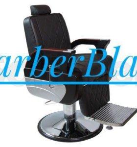 Парихмахерское кресло уран Мужское кресло