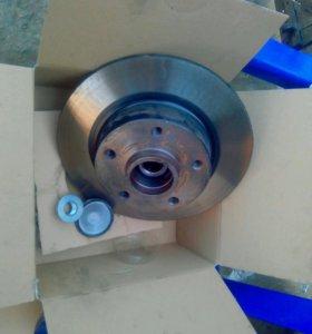 продам тормозные диски и гранаты на авто новые