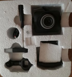 Экшен камера на квадрокоптер