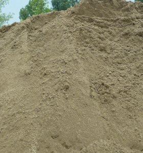 Песок речной мытый Мк 1.5