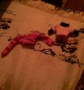 Куклы мама дочки и их наряды!