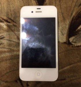 iphone 4s white16gb