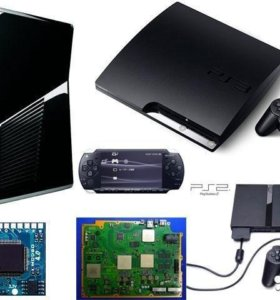 Запчасти xbox360 PS3 PS4 PS2 PSP