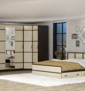 Сакура спальный гарнитур