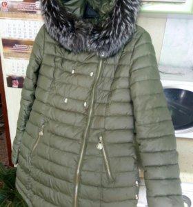 Зимняя куртка р.46