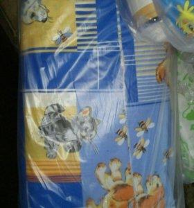 Ткань Детская бязь