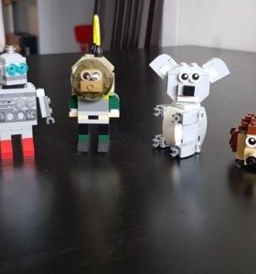 Коллекционные фигурки Lego